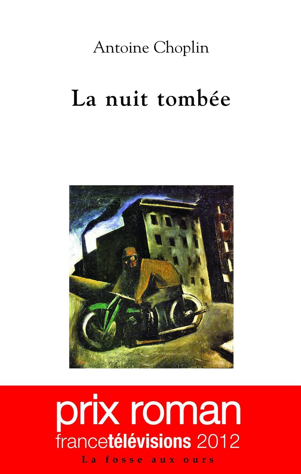 La nuit tombée | CHOPLIN, Antoine