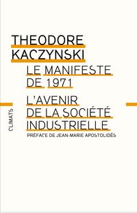 Manifeste de 1971 - l'Aveni...