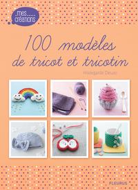 100 modèles de tricot et tricotin