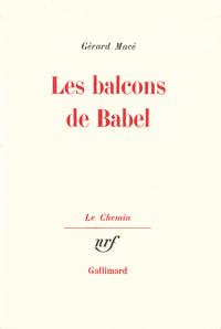 Les balcons de Babel
