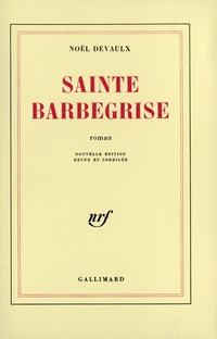 Sainte Barbegrise