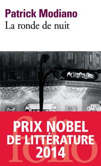 La Ronde de nuit | Modiano, Patrick