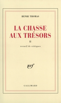 La Chasse aux trésors (Tome...