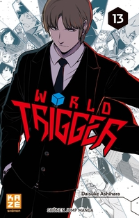 World Trigger - Tome 13 - t...