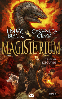 2. Magisterium : Le gant de cuivre | BLACK, Holly
