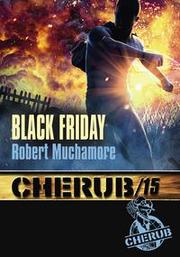Cherub (Mission 15) - Black...