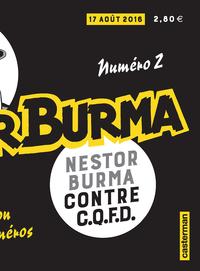 Nestor Burma contre C.Q.F.D...