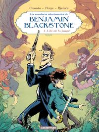 Benjamin Blackstone (Tome 1) - L'île de la jungle
