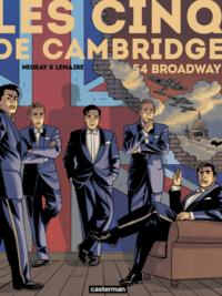 Les Cinq de Cambridge (Tome 2) - 54 Broadway