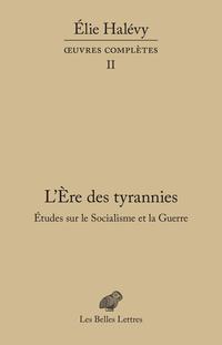 L'Ère des tyrannies - Étude...