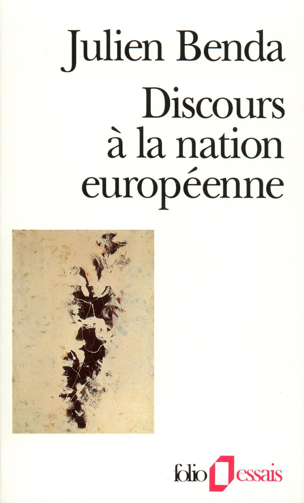 Discours à la nation européenne