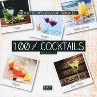 100 % cocktails