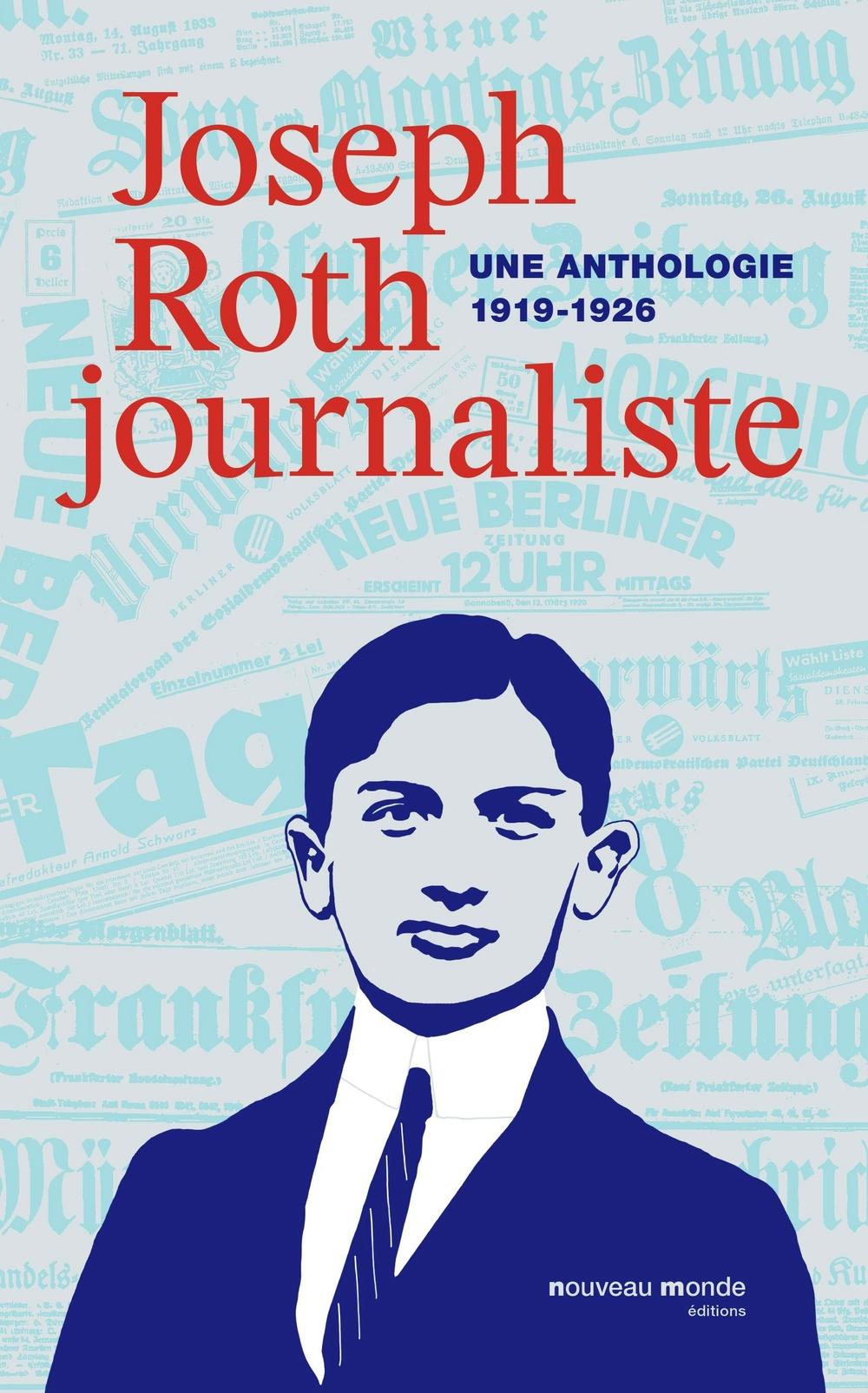 Joseph Roth journaliste