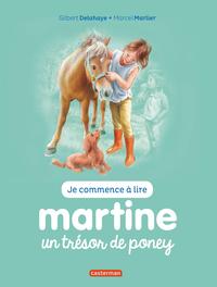 Martine, un trésor de poney