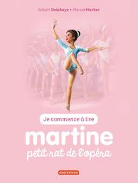 Martine petit rat de l'opéra