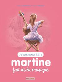 Martine fait de la musique