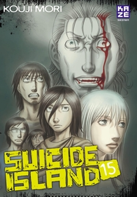 Suicide Island - Tome 15