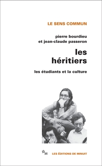 Les Héritiers | Bourdieu, Pierre