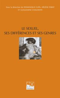 Le sexuel, ses différences ...
