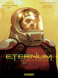 Eternum (Tome 2) - Les Batisseurs