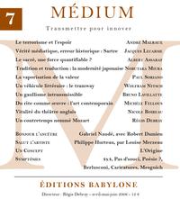 Médium n°7, avril-juin 2006