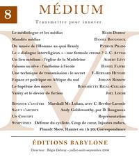 Médium n°8, juillet-septemb...