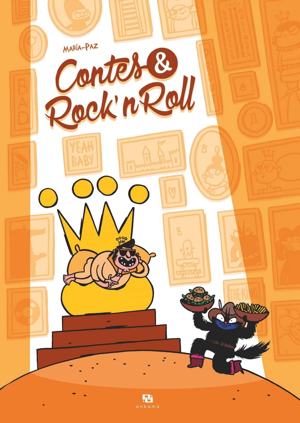Contes et Rock'n' Roll - Tome 1 |