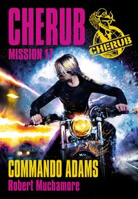 Cherub (Mission 17) - Comma...