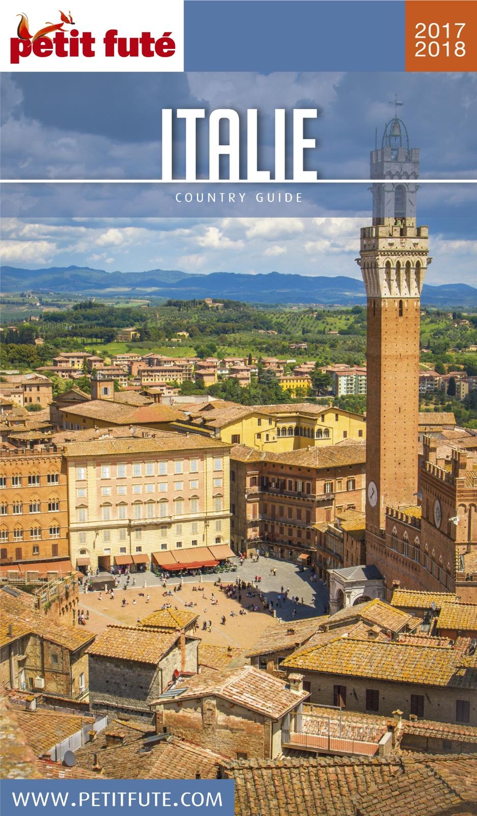 ITALIE 2017/2018 Petit Futé