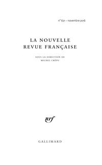 Philippe Vasset, La légende...