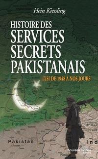 Histoire des services secrets pakistanais