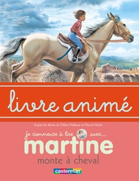 Martine monte à cheval - Li...