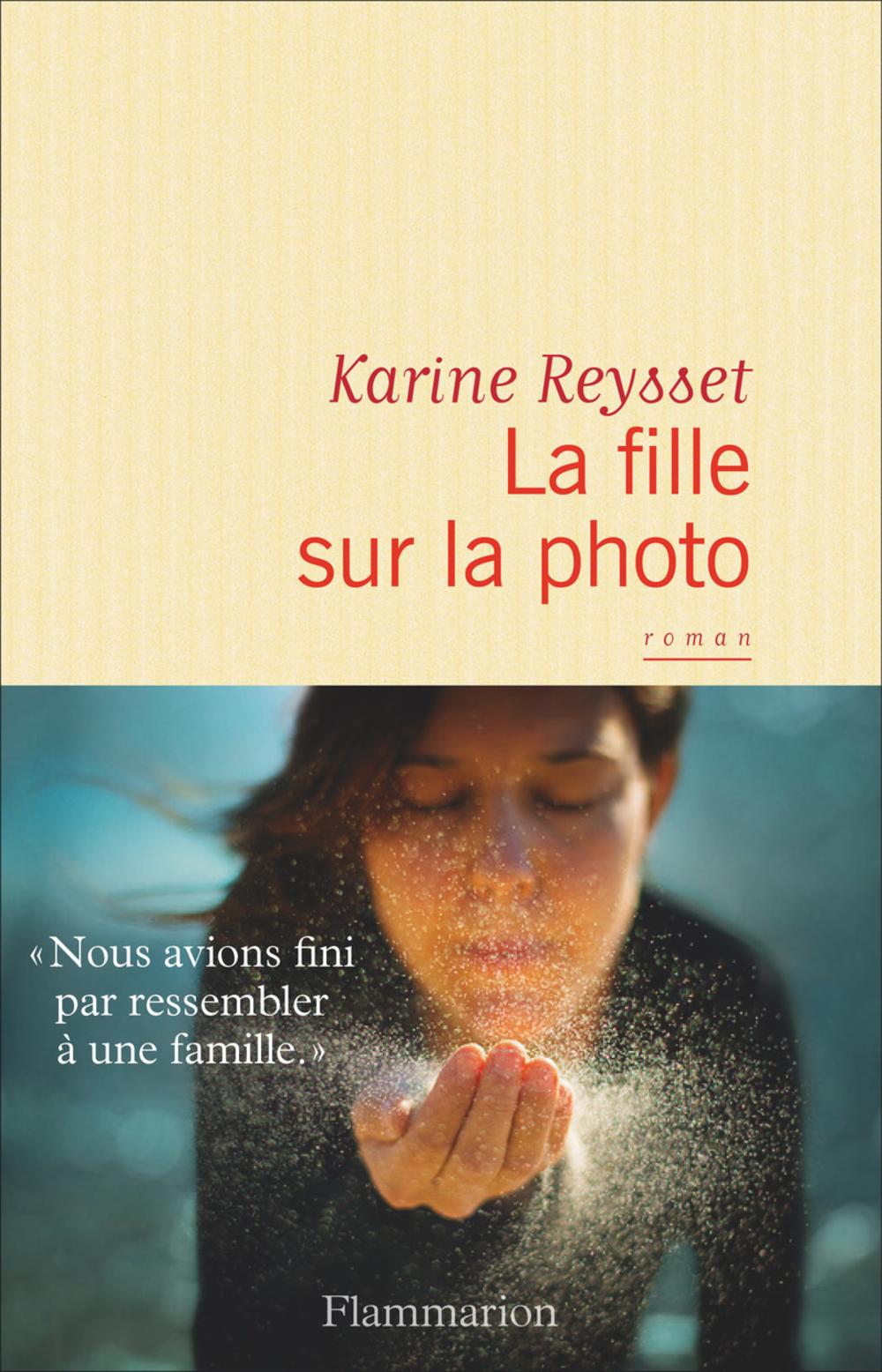 La fille sur la photo   Reysset, Karine