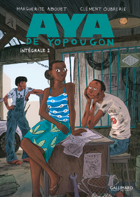 Aya de Yopougon - L'Intégrale 2 (Tomes 4 à 6) | Oubrerie, Clément