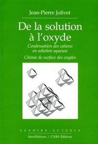 De la solution à l'oxyde - ...