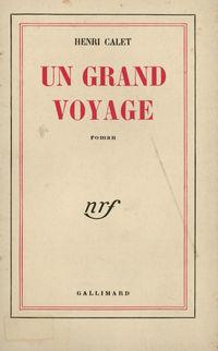 Un Grand voyage