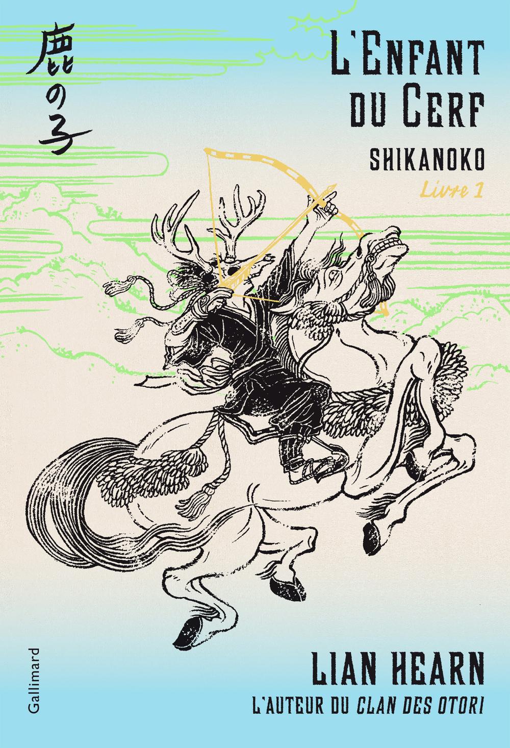Shikanoko (Livre 1) - L'Enfant du Cerf |