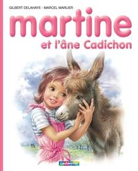 Martine et l'âne cadichon