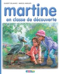 Martine en classe de découv...