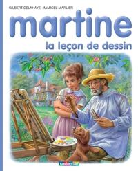 Martine, la leçon de dessin
