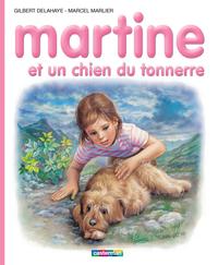 Martine et un chien du tonn...