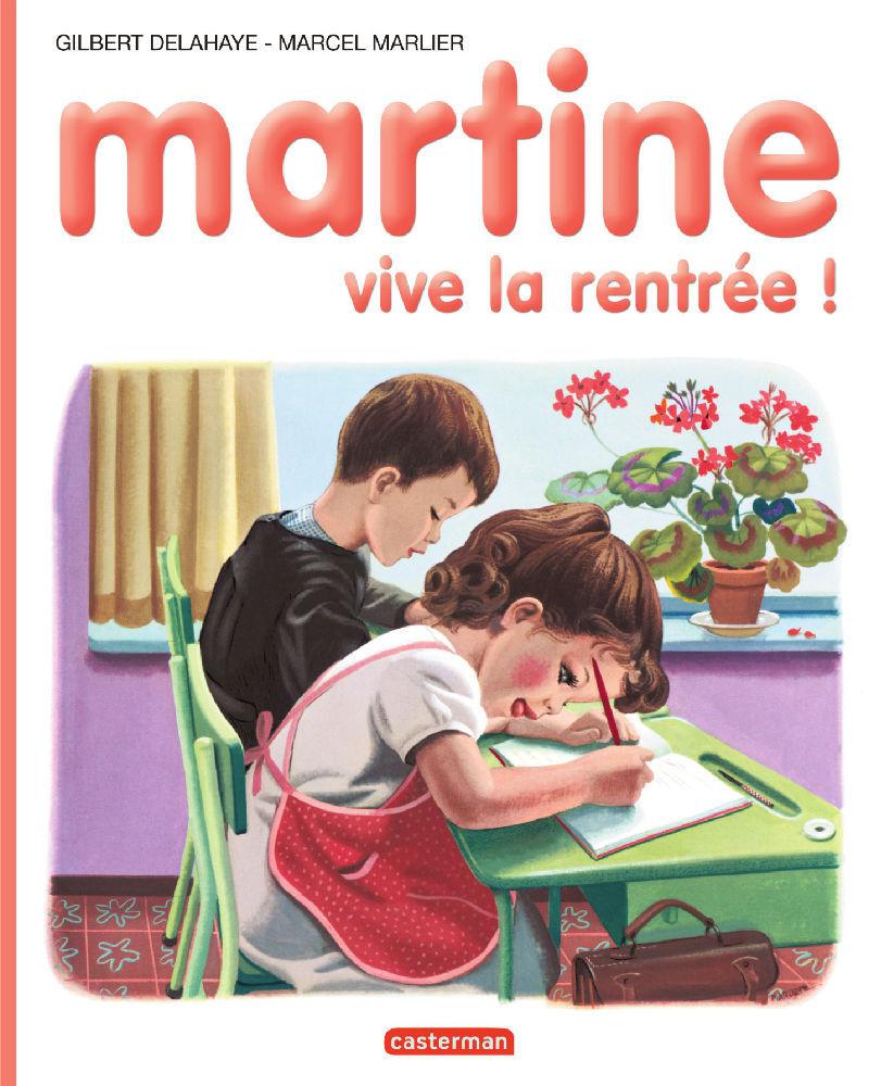 Martine vive la rentrée