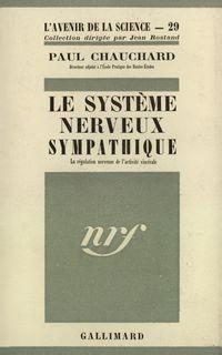 Le Systčme nerveux sympathique