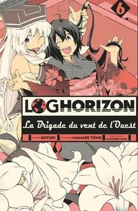 Log Horizon la brigade du v...
