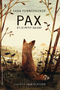 Pax et le petit soldat | Pennypacker, Sara