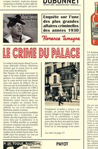 Le Crime du Palace