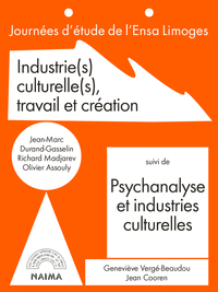 Industries culturelles, tra...