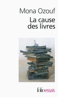 La cause des livres