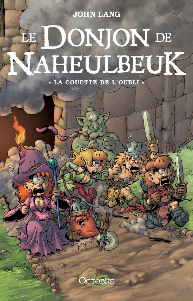 Le Donjon de Naheulbeuk, tome 1, la Couette de l'Oubli