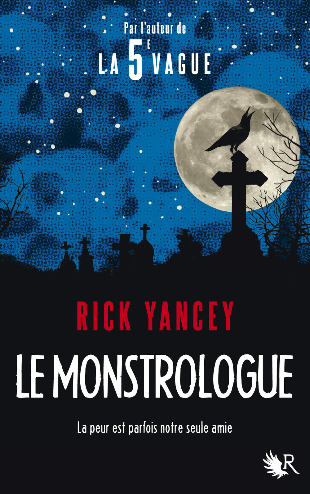 Le Monstrologue | YANCEY, Rick